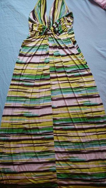 Predivna duga haljina od likre. Za visoke devojke, ja sam oko - Belgrade