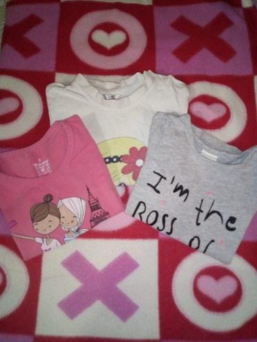 Dečija odeća i obuća - Sid: Tri majice sve velicina 2, super ocuvane! Sve za 300 din. Pogledajte o