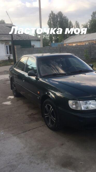 audi-a6-2-tfsi в Кыргызстан: Audi A6 2.6 л. 1996