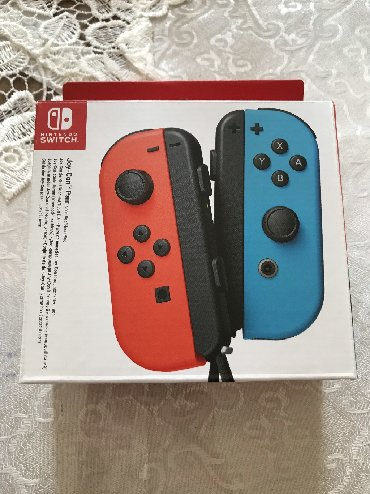 Nintendo gamecube - Кыргызстан: НОВЫЕ джойконы для Нинтендо Свитч. Joycon. Joy Con