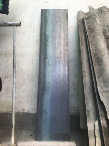 Продаю железный лист 1. 8*0. 4 толщина 4 мм в Токмак