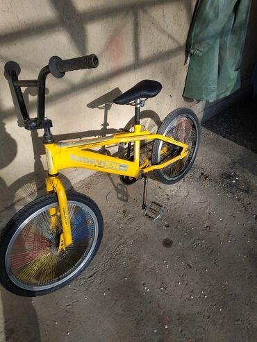 Срочно продаю велосипед BMXКолеса 20В отличном состоянииВсё четко