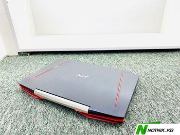 Acer в Кыргызстан: Игровой ноутбукНоутбук Acer-модель-Aspire VX15-процессор-core