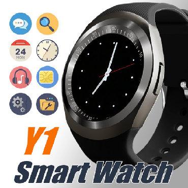 Smart Saat Y1 - 45 AZN deyil 35 AZN  Yenidir  Qeydiyyatlı  Sim kart