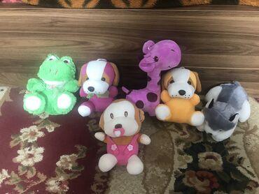 my little pony yumsaq oyuncaqlar - Azərbaycan: Yumsaq oyuncaqlar hamisi birlikde 10 manat