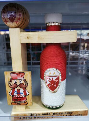 Ukras- tim Crvena zvezda. Ako zelite da porucite ostavite ime prezime