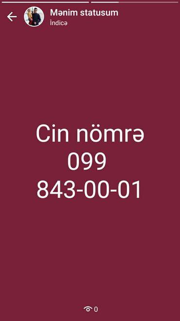 099 843 00 01 Satılır Öz adımadı