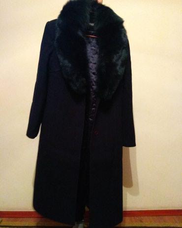 Продаю пальто зимнее. натуральный в Бишкек