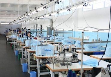 В швейный цех требуется опытные в Бишкек