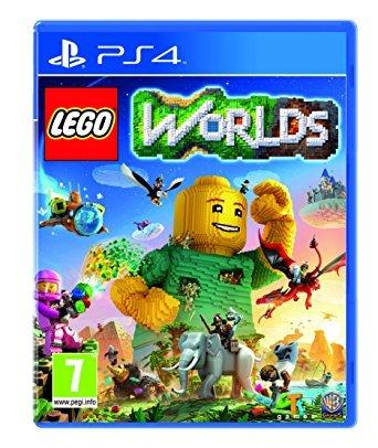 games-for-3ds в Кыргызстан: Lego: Worlds на Playstation 4 абсолютно новый, запечатанный полностью