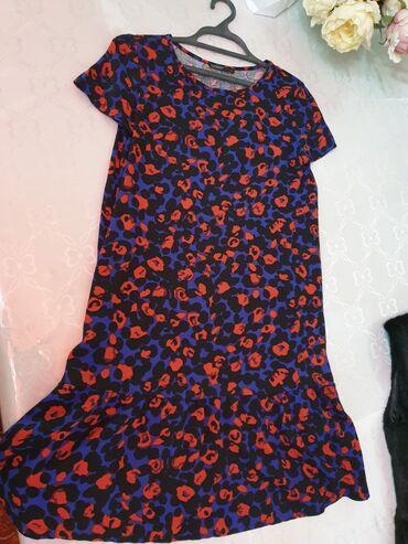 платье на лето в Кыргызстан: Новое летнее турецкое платье. Размер S. Супер лёгкая и дышащая ткань
