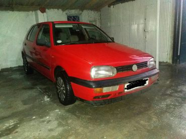 Volkswagen Golf 1996 в Бишкек