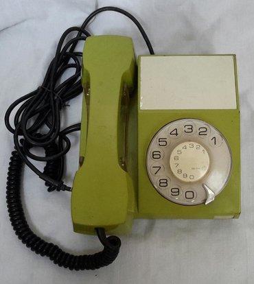 Искусство и коллекционирование в Азербайджан: Stasionar telefon ATA-22 Yuqoslaviya. Əla vəziyyətdə 1976il Watsap