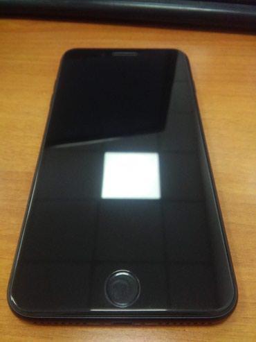 Iphone 7+ 256гб состояние супер черный в Бишкек