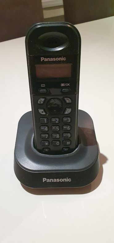 panasonic nv gs60 в Азербайджан: Telefon Panasonic