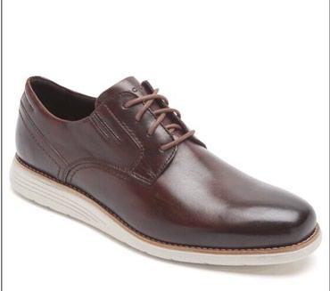 Мужские туфли Rockport из США 41 размер Кожа