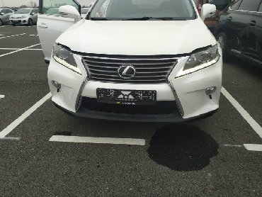 lexus nx 300h в Кыргызстан: Lexus RX 2012