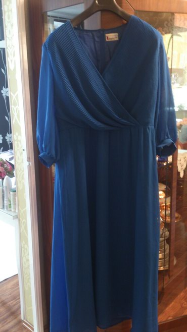 Bakı şəhərində Платье вечернее из Германии размер 46 т.е 52