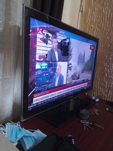 10068 oglasa | ELEKTRONIKA: Samsung ue32D5000 ful hd led 1920+1020 rezolucija sa internatin tv