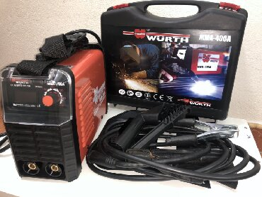 Invertorski aparat za varenje Wurth 400A, kvalitetan aparat u - Pozarevac