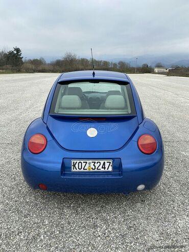Volkswagen Beetle 1.4 l. 2003 | 265000 km