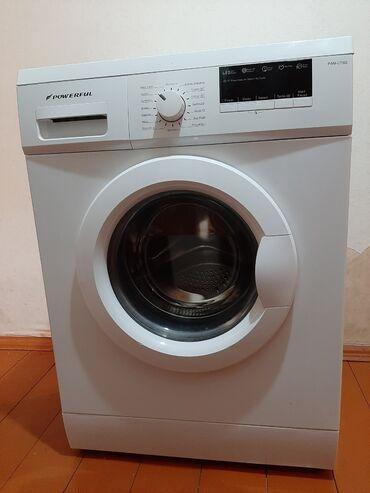 bmw 7 серия 750il at - Azərbaycan: Öndən Avtomat Washing Machine 7 kq