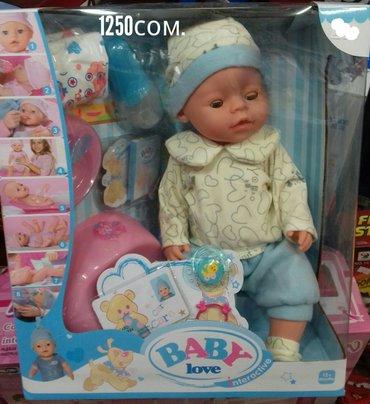 куклы беби боны. пьют. писиют. с доставкой по Бишкеку в Бишкек