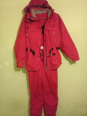 Термо костюм комбинезон Очень теплая размер 48 50 состояние отличное