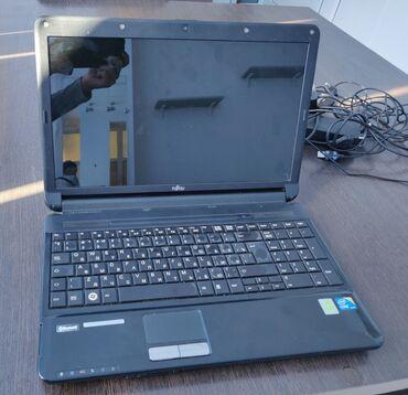 Fujitsu - Кыргызстан: Продаю ноутбук FujitsuAH 530В отличном состоянии Идеально работает
