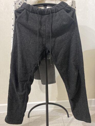 Шерстяные тёплые штаны Размер xs s