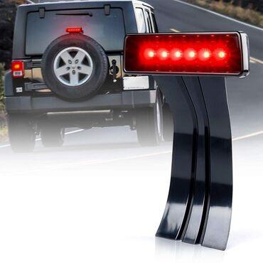Jeep Wrangler üçün hər növ aksessuarFarastop farayan