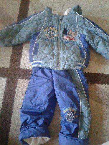 Комплект куртка брюки 1,5-2года уступлю в Лебединовка