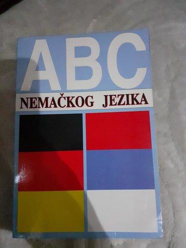 ABC Nemackog jezika Odlicno ocuvano. Alfa '98