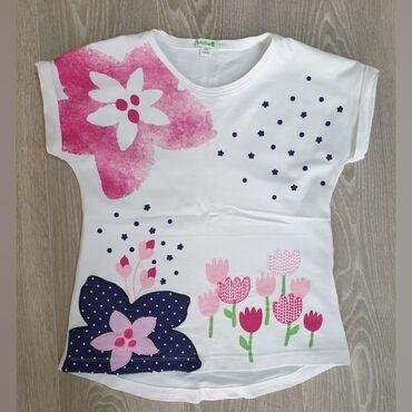 кабели синхронизации inkax в Кыргызстан: Очень красивая и качественная футболка для девочки 7-9 лет. Состояние