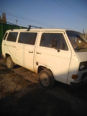 Volkswagen Transporter 2 л. 1984   95000 км