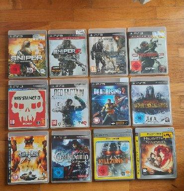 Video igre i konzole | Srbija: PS3 igrice u odlicnom stanju!!!
