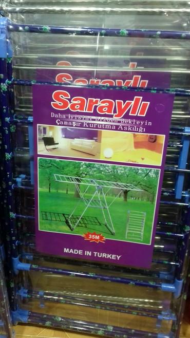 Quruducular - Xırdalan: Turkiye isdesali paltar qurudma askisi cadirma pulsuz