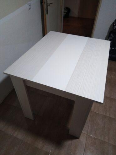 Kuhinje - Srbija: Kuhinjski sto, nekoriscen Info u por