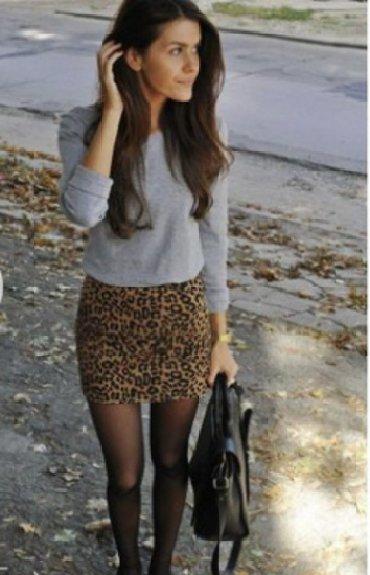 Elastina nijanse - Srbija: Odlična, nova, kvalitetna suknjica Sinsay. materijal nije tanak već
