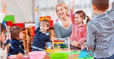 Требуется в Частный детский сад русскоязычный Воспитатель в старшую