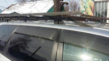 Багажник на одиссей в Лебединовка
