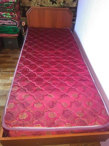 Продаются 2 односпальные кровати. в хорошем состоянии, по 3000 kgs в Бишкек