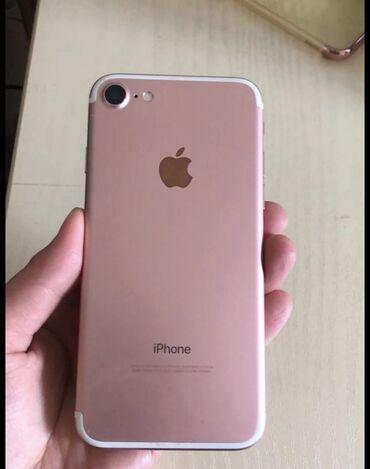 gold star телевизор в Кыргызстан: IPhone 7 | 32 ГБ | Розовое золото (Rose Gold) | Б/У