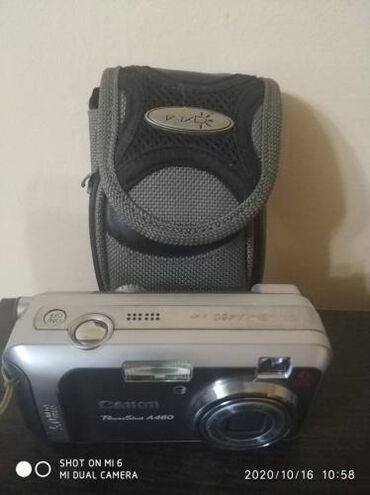 фотоаппарат canon eos 1100 d в Кыргызстан: Срочно продаю цифровой фотоаппарат Canon A460 5.0 МП с чехлом б\у в
