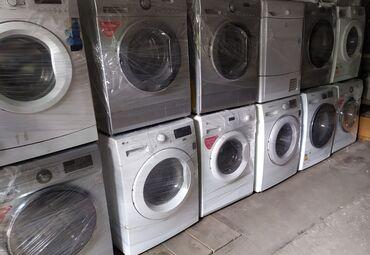 б у стиральная в Кыргызстан: Фронтальная Автоматическая Стиральная Машина больше 10 кг
