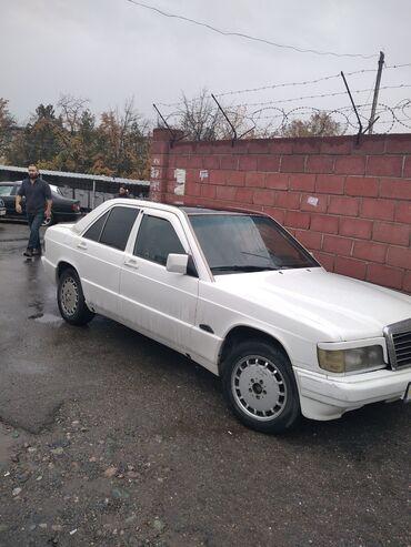 Mercedes-Benz 200 2 л. 1991