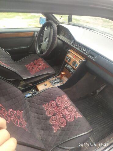 бампер передний мерседес 124 в Кыргызстан: Mercedes-Benz W124 2 л. 1992 | 176000 км