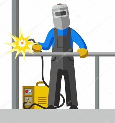 Обучение газо-электро сварщиков + аргон. Теория+ много практики. Опыт