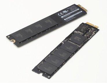 Bakı şəhərində Ssd apple macbook ucun  128gb-390azn 256gb-450azn  zemanetle  tel/wats