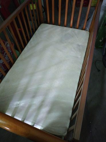 """Продам детскую кроватку! состояние нормальное! покупали в """" Винни"""